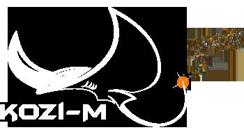 Kozi-M Luxury Yacht Logo